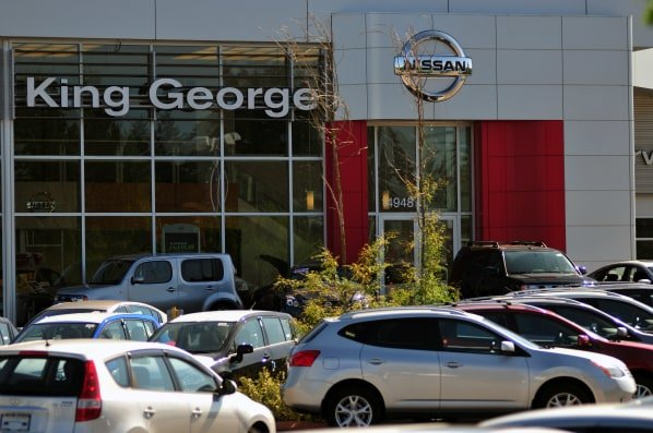 King-George Nissan Dealership.jpg